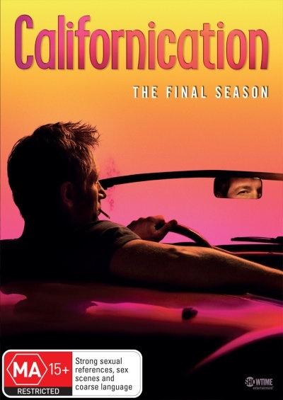 Californication - Season 7 on DVD image