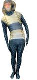 King Cobra Snake Morphsuit (Adult XXL)