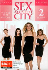 Sex And The City - Season 2 Disc 2 on DVD