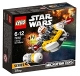 LEGO Star Wars - Y-Wing Microfighter (75162)