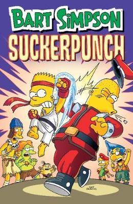 Bart Simpson - Suckerpunch by Matt Groening