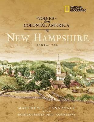 New Hampshire 1603-1776 by Scott Auden