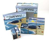 Storm Whale Book and Puzzle by Benji Davies image