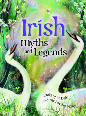 Irish Myths & Legends by Ita Daly image