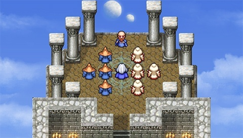 Final Fantasy IV: The Complete Collection Special Edition screenshot
