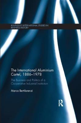 The International Aluminium Cartel by Marco Bertilorenzi image