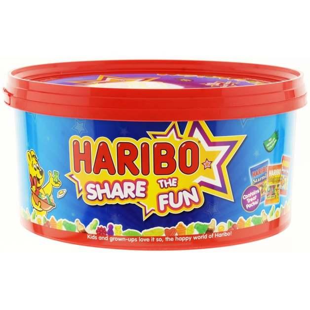 Haribo Share The Fun (700g)