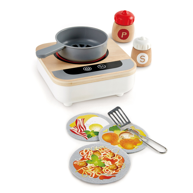 Hape: Fun Fan Fryer - Roleplay Set