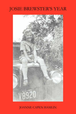 Josie Brewster's Year by Joanne, Capen Hamlin image