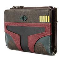Loungefly: Star Wars - Boba Fett Flap Wallet