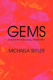 Gems: Metaphysical Poetry by Michaela Sefler image