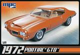 MPC 1972 Pontiac GTO 1/25 Model Kit
