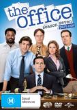 The Office (US) Season 7 Part 1 on DVD