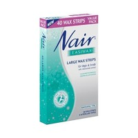 Nair Easiwax Large Strips 40's