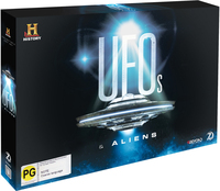 History: UFOs & Aliens Collector's Gift Set (Limited Release) (6 Disc Set) on DVD