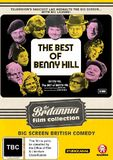 The Best Of Benny Hill - The Movie DVD
