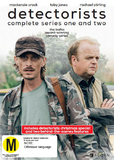 Detectorists: Series One & Two DVD