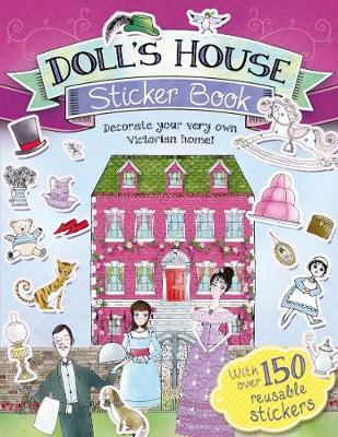 Doll's House Sticker Book by Jim Pipe