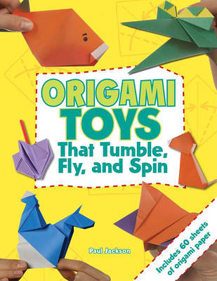 Origami Toys by Paul Jackson image