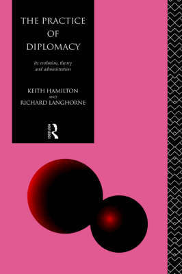 The Practice of Diplomacy by Keith Hamilton image