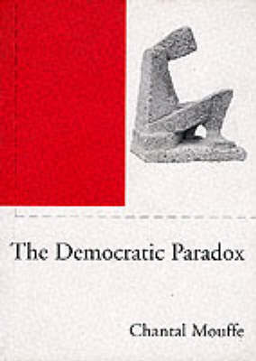 The Democratic Paradox by Chantal Mouffe image