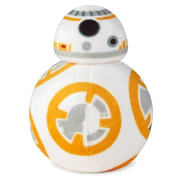 """itty bittys: BB-8 - 4"""" Plush image"""
