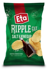 Eta Ripple Cut Salt Vinegar (150g)