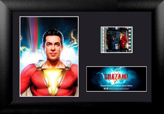 FilmCells: Mini-Cell Frame - Shazam! (Shazam)