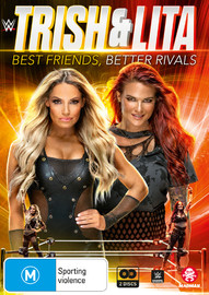 WWE: Trish & Lita: Best Friends, Better Rivals on DVD