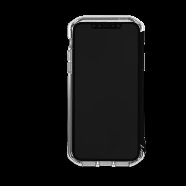 Element: Case Rail iPhone 11 Pro - Clear/Solid Black