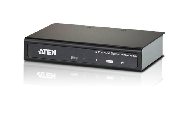 Aten: 2 Port 4K HDMI Splitter