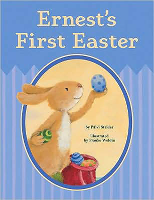 Ernest's First Easter by Paivi Stadler image