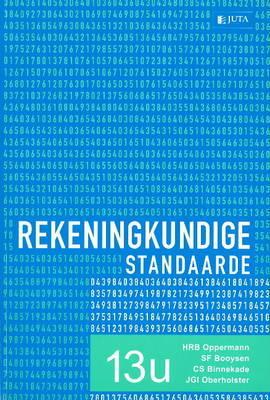 Rekeningkundige Standaarde by C.S. Binnekade image