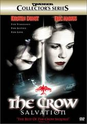 The Crow - Salvation on DVD