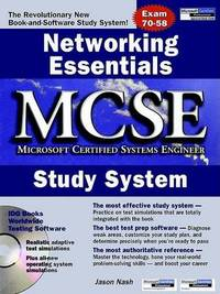 Networking Essentials Mcse Study System: Student Guide by Nash image