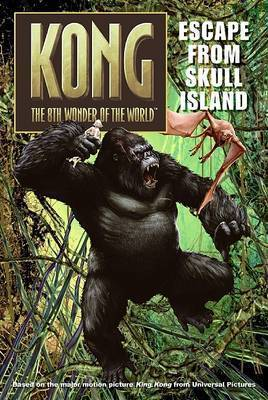 King Kong Chapter Book by Laura J Burns