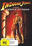 Indiana Jones And The Temple Of Doom - Special Edition on DVD