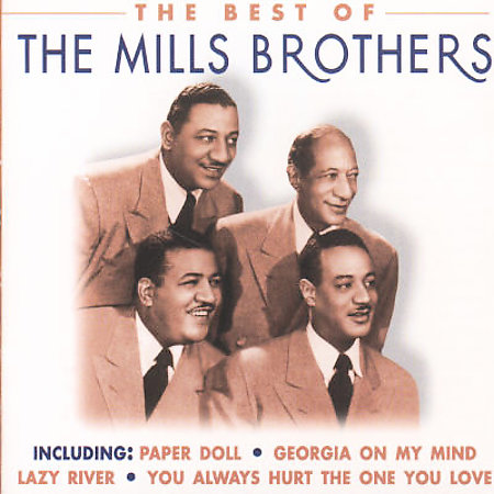 Best Of by The Mills Brothers image