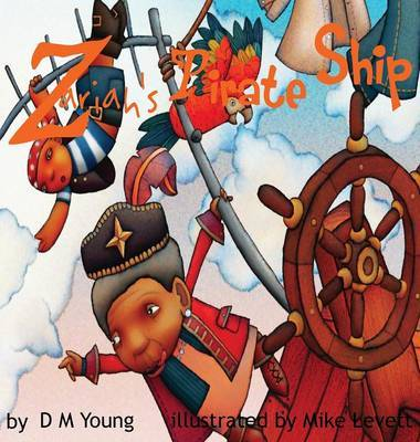 Zariah's Pirate Ship by D M Young image