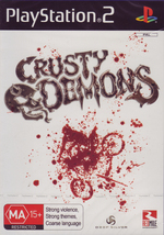 Crusty Demons for PlayStation 2