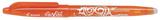 Pilot Frixion Ballpoint Pen - Orange