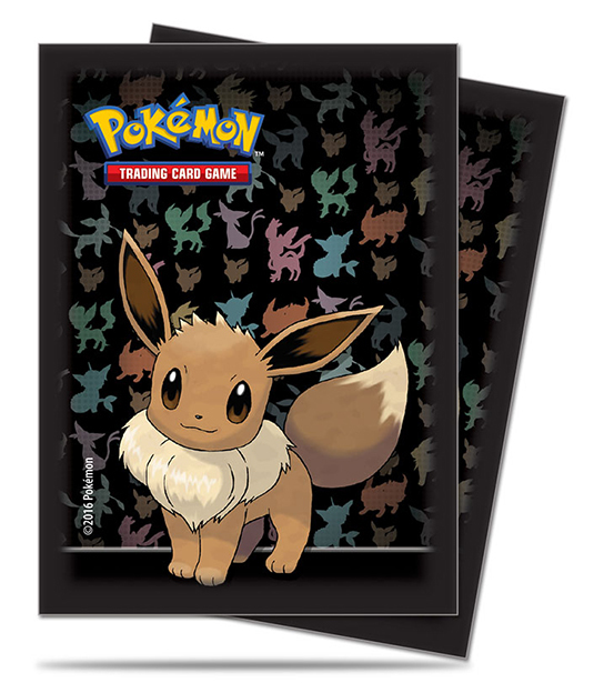 Ultra Pro: Pokemon – Eevee Deck Protector Sleeves image