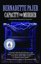 Capacity for Murder by Bernadette Pajer