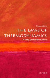 The Laws of Thermodynamics: A Very Short Introduction by Peter W. Atkins image
