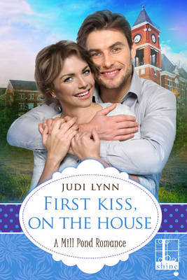 First Kiss, on the House by Judi Lynn image