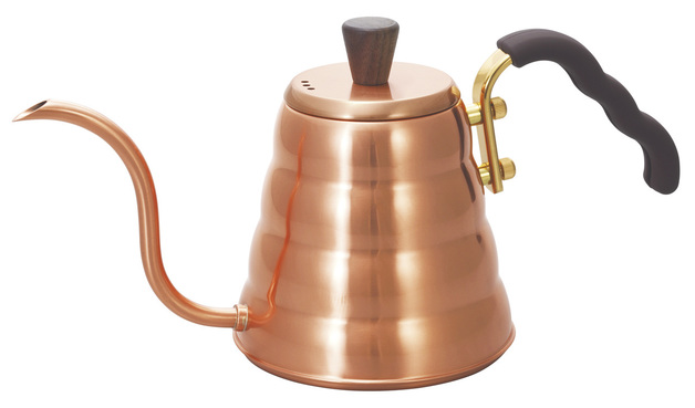 "Hario: V60 Copper Kettle ""Buono"" (900ml)"
