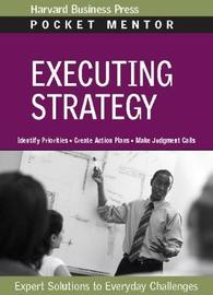 Executing Strategy by Harvard Business Review