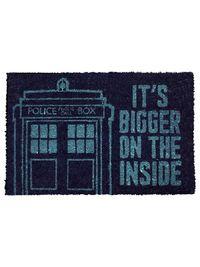 Doctor Who: Tardis Doormat image