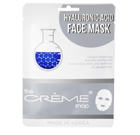 The Crème Shop Hyaluronic Acid Essence Infused Facial Mask
