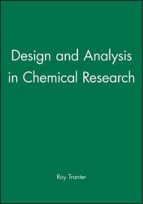 Design and Analysis in Chemical Research image